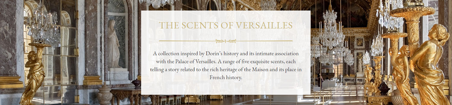 The Scents of Versailles
